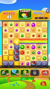 Fruit Shape Crush screenshot 10