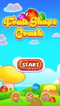 Fruit Shape Crush screenshot 1