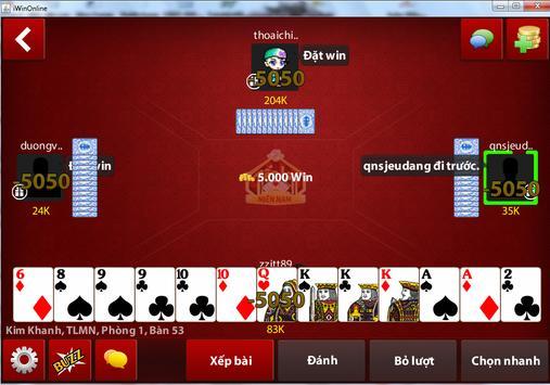 (iWin) -Game Bai Doi Thuong screenshot 2