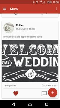 Boda Tati & Pablo apk screenshot