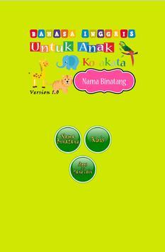Bahasa Inggris Untuk Anak screenshot 7