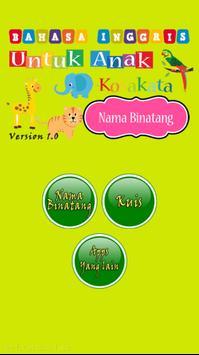 Bahasa Inggris Untuk Anak poster
