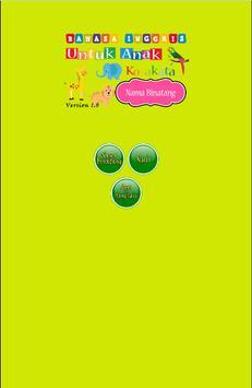 Bahasa Inggris Untuk Anak screenshot 10