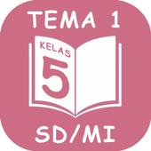 BSE K13 - SD Kls 5 Tema 1 icon