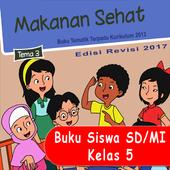 BSE K13 - SD Kls 5 Tema 3 icon