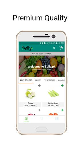 Selly pk for Android - APK Download