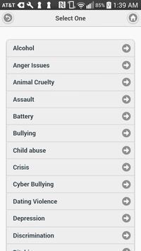 SafeVoice Nevada screenshot 2