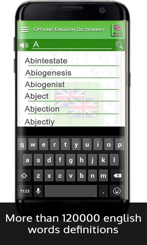 Free offline english dictionary word translator apk download.