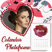 Calendar Photo Frames icon
