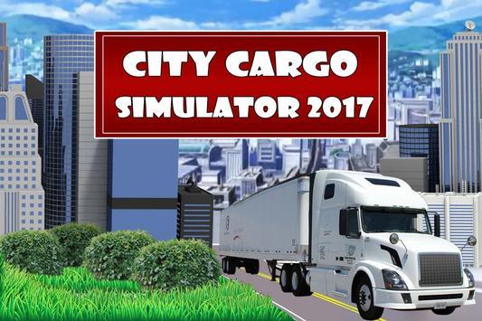 City Cargo Simulator 2017 poster