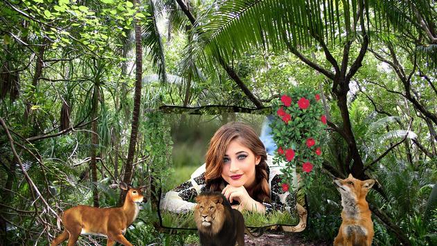 Jungle Photo Frames screenshot 2