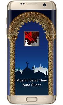 Muslim Salat Time Auto Silent screenshot 5