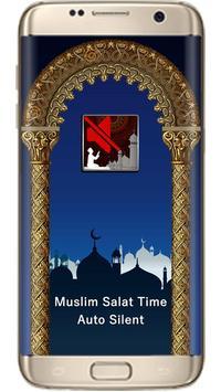 Muslim Salat Time Auto Silent screenshot 8
