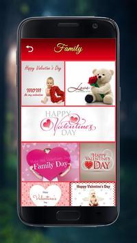 Romantic Love Greeting Card apk screenshot