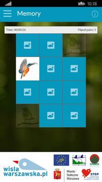Birds of Vistula River apk screenshot