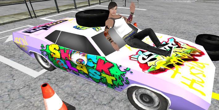 Gang Car Parking screenshot 3