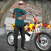 Real Stunt Bike Mania : Racing icon