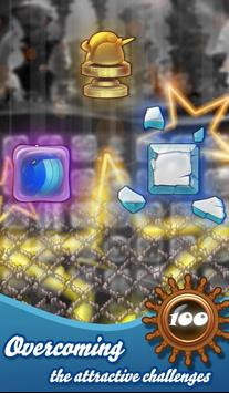 Penguin Adventure Frozen Blitz apk screenshot