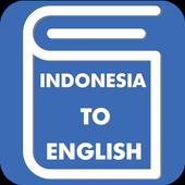 Indonesian English Translator - Dictionary icon