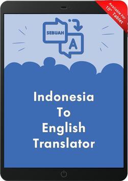 Indonesian English Translator - Dictionary screenshot 4