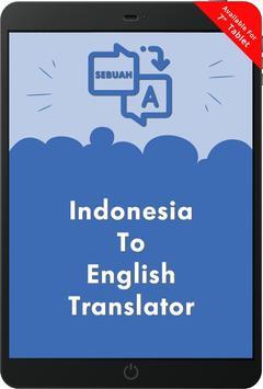 Indonesian English Translator - Dictionary screenshot 5