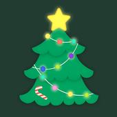 Christmas Tree Flashlight icon