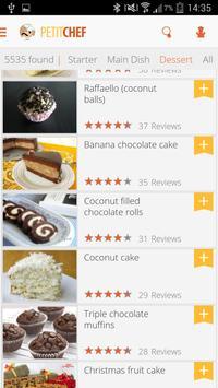 PetitChef, cooking and recipes screenshot 2