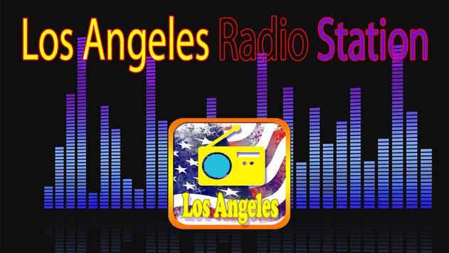 Los Angeles Radio Station poster