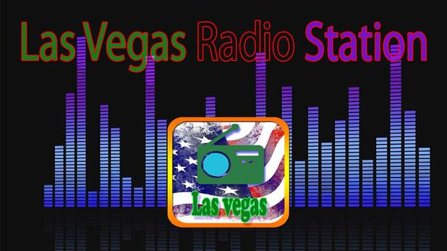 Las vegas Radio Station poster