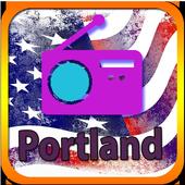 Portland Radio Station icon