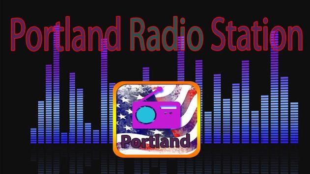 Portland Radio Station poster