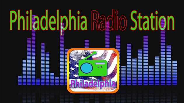 Philadelphia Radio Station poster