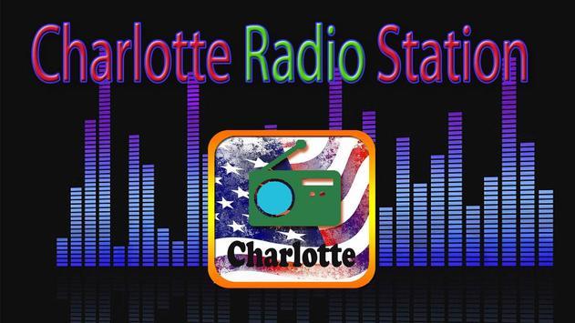 Charlotte Radio Station poster