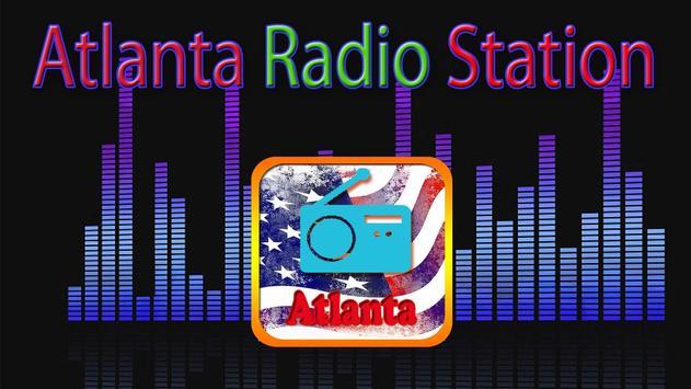 Atlanta Radio Station poster