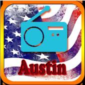 Austin Radio Station icon