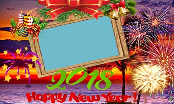 Happy New Year Frames 2018 screenshot 2