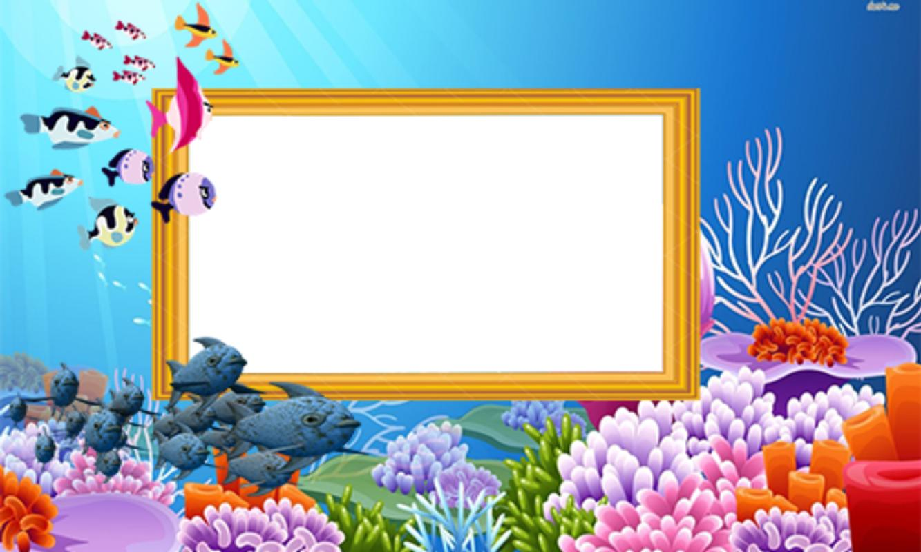 Ocean Fishes Frames for Android - APK Download