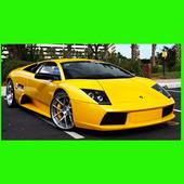 لغز السيارات الكشخة icon