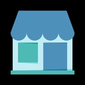 Thanh trượt menu navigation icon