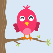 Amazing Birdie Jump icon