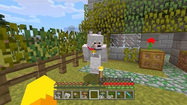 Pets Ideas in Minecraft apk screenshot