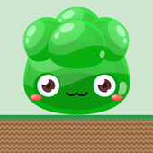 Jelly Bounce - Tap to bounce game icon