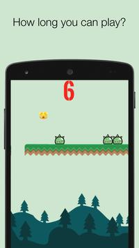Jelly Bounce - Tap to bounce game screenshot 1