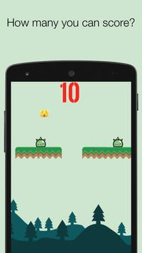 Jelly Bounce - Tap to bounce game screenshot 2