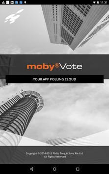 mobyVote apk screenshot