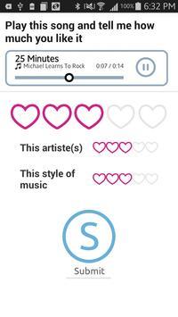 Soundcheck apk screenshot