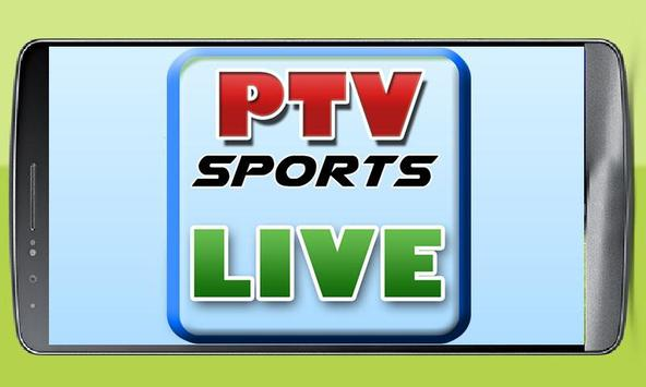 Guide PSL Live PTV Sports TV poster