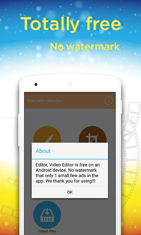 Video Editor and Movie Maker ( Video Slide Maker ) for Android - APK