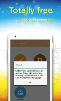 Video Editor and Movie Maker ( Video Slide Maker ) apk screenshot