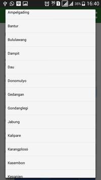 Cek Ongkir JNE Malang dan Semua Kurir apk screenshot